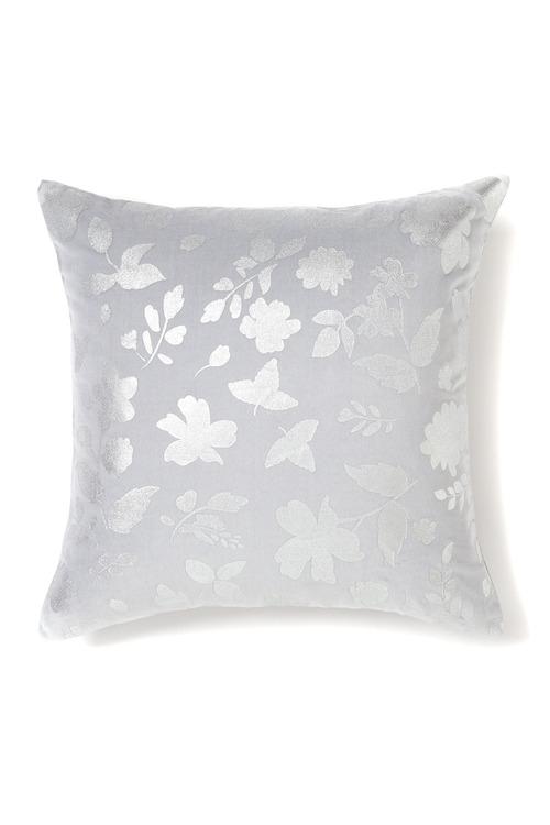 Chelsea Metallic Velvet Cushion
