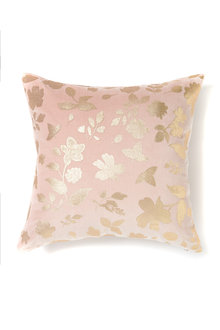 Chelsea Metallic Velvet Cushion