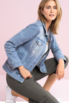 Capture Denim Jacket