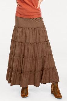 Heine Tiered Maxi Skirt - 221365