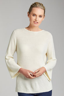Grace Hill Cross Back Sweater - 221379