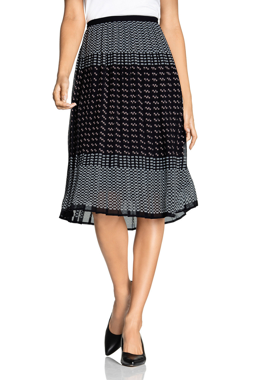 02b888892 Grace Hill Pleated Midi Skirt Online | Shop EziBuy
