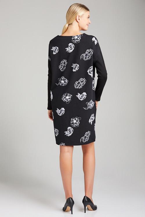 Grace Hill Longline Sweat Dress