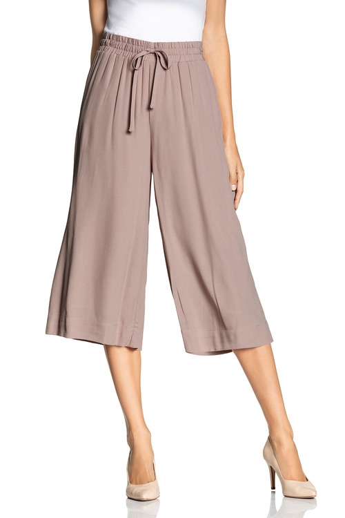 Grace Hill Pull On Soft Culotte