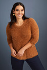 Sara Eyelash Sweater