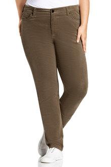 Plus Size - Sara Corduroy Pant - 221416