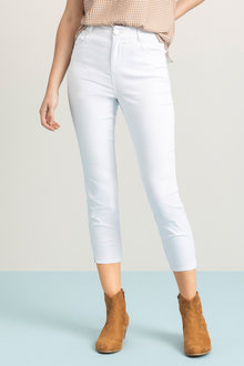 Emerge Crop Denim Jean