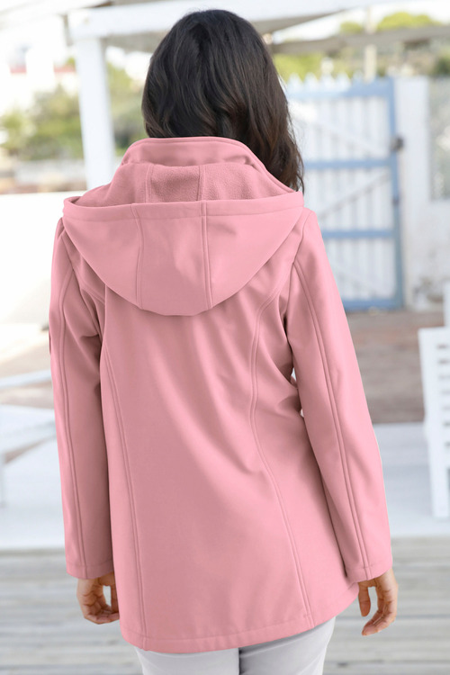 Capture European Longline Soft Shell Jacket