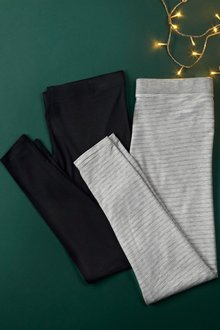 Next Truetherm Leggings Two Pack