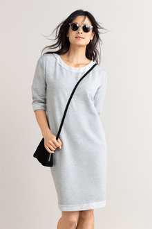 Capture 3/4 Sleeve Sweater Dress