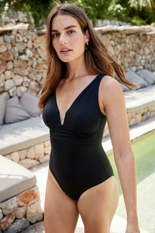 Next V Wire Shape Enhancing Swimsuit