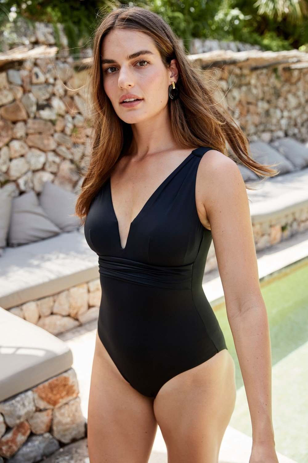 e4349981beb4e Next V Wire Shape Enhancing Swimsuit Online