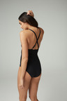 Next Mesh Sports Swimsuit