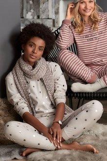 Next Foil Spot Pyjamas