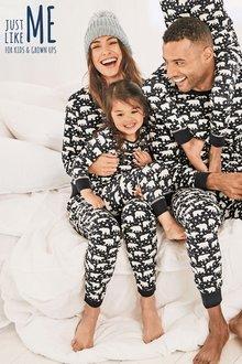 Next Just Like Me Womens Polar Bear Pyjamas