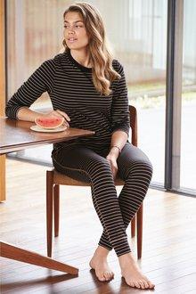 Next Sparkle Stripe Cotton Pyjamas