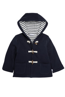 Pumpkin Patch Padded Jacket with Toggles - 221689