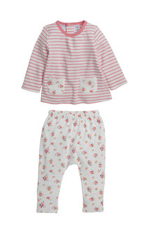 Pumpkin Patch Girls 2Pce Set Strawberry Fields