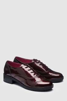 Next Lace-Up Brogues