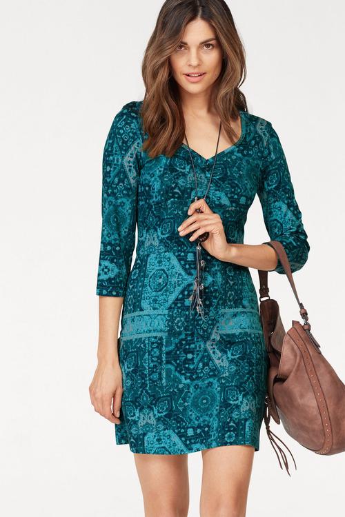 Urban A-Line Dress