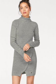 Urban High Neck Dress - 221773