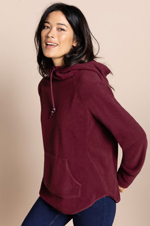 Capture Hooded Pullover