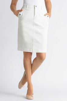 Capture Twill Skirt