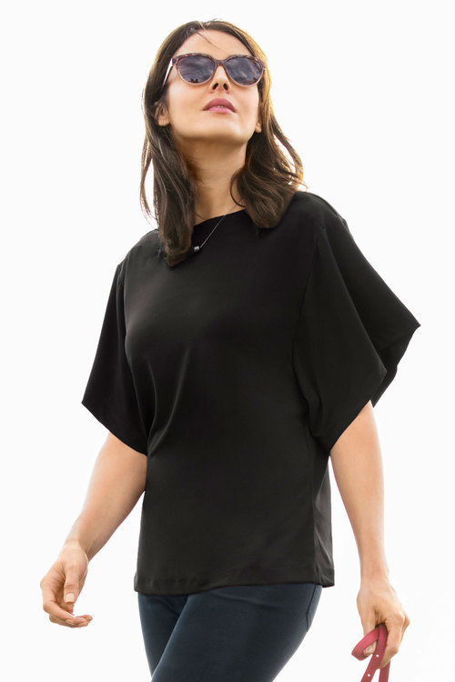 Capture Kimono Sleeve Top
