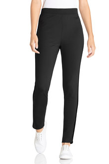 Capture Ponte Side Stripe Legging