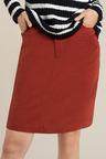 Emerge Cord A Line 5 Pocket Skirt