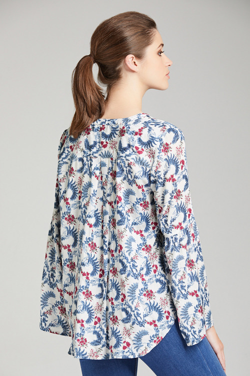 Emerge Bell Sleeve Shirt