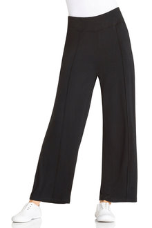 Capture Seam Front Wide Leg Pant