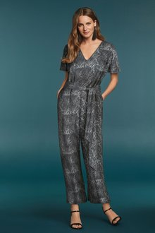 Next Belted Jumpsuit