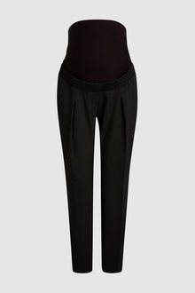 Next Maternity Workwear Joggers - 221989