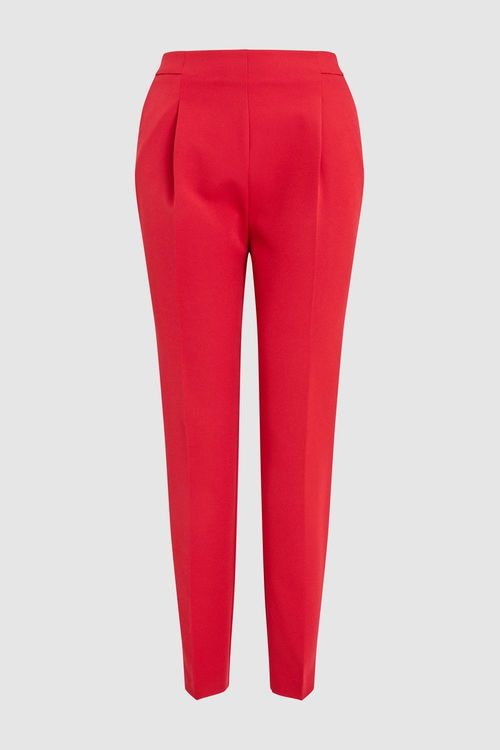 Next High Waisted Pleat Trousers