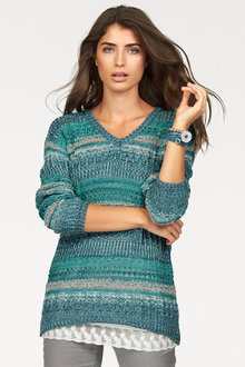 Urban V Neck Jumper