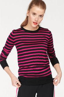 Urban Stripe Pullover - 222018