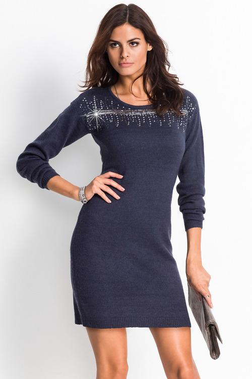 Urban Sequin Jumper Dress