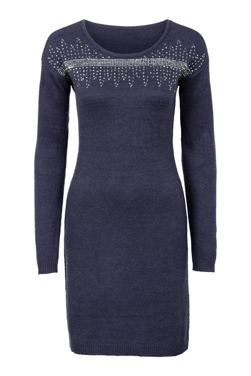 Urban Sequin Jumper Dress