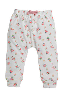 Pumpkin Patch Girls Pant With Tie Waist Strawberry