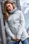 Urban Zip Up Fleece Jacket