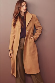 Next Belted Coat - Tall