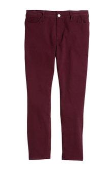 Plus Size - Sara 5 Pocket Coloured Jean - 222150