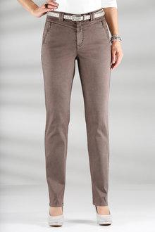 Euro Edit Zip Pocket Jeans