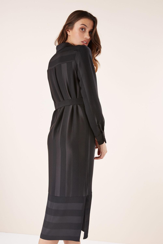 Dress OnlineShop Tall Next Stripe Ezibuy Satin Shirt EHW9DY2I