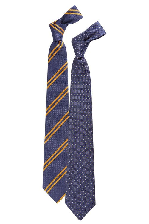 Next Spot And Stripe Tie Two Pack