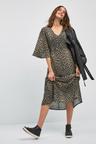 Next Print Midi Dress
