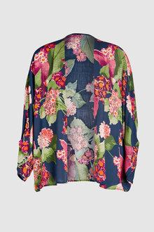 Next Floral Print Kimono