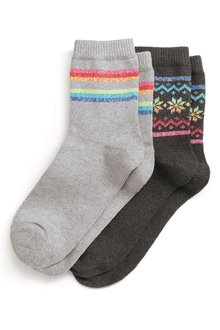 Next Thermal Socks Two Pack