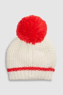 Next Pom Ski Hat